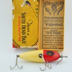 South Bend Injured Minnow Lure