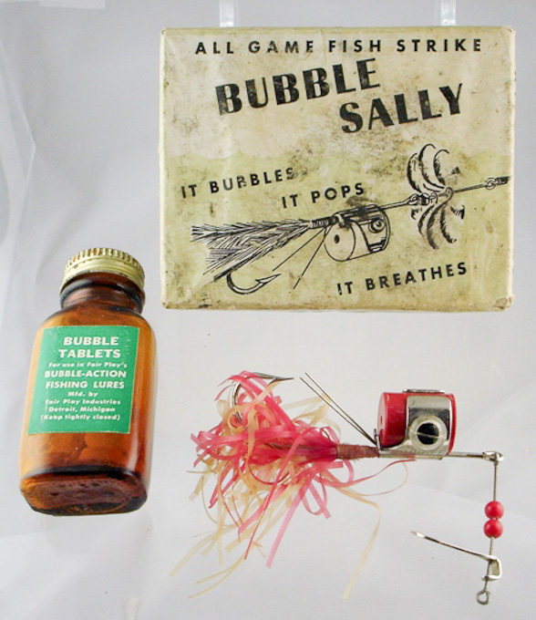 Bubble Sally Lure