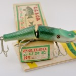 Jointed Pikie Lure in Mullet Right Side