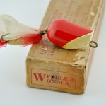 Dickens Weedless Wonder Lure End Labeled Box