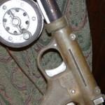 Spear Gun Reel Close Up