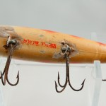 Four Tees Dolphin Lure Bottom View