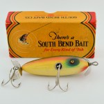 South Bend Crippled Minnow Lure