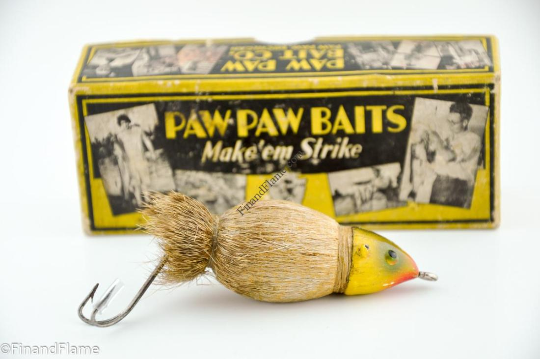 Paw Paw Natural Hair Mouse in Box