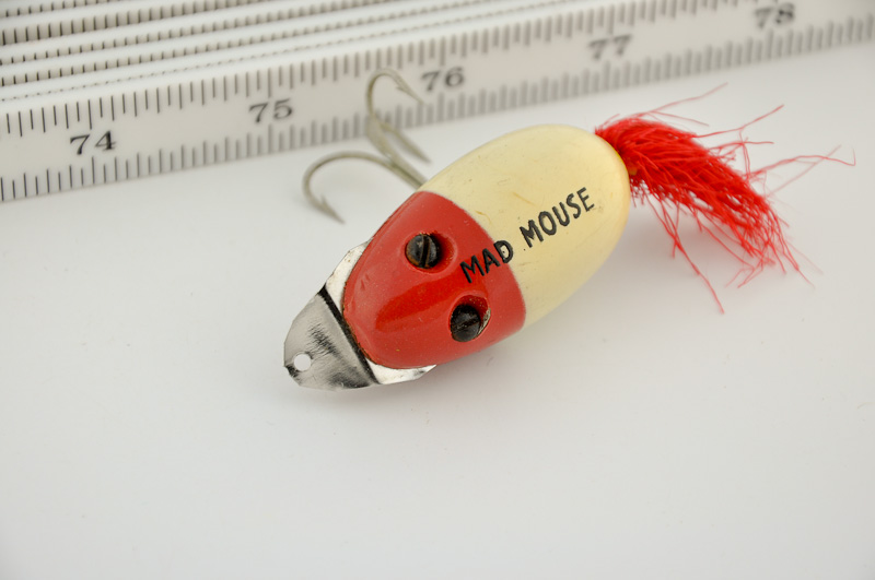 Trenton Mad Mouse Lure