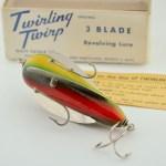 Watt Tackle Twirling Twirp Lure