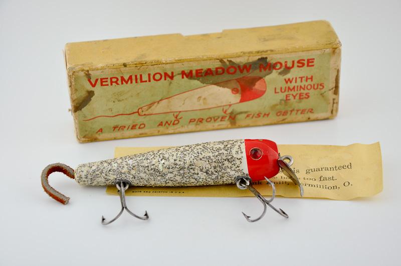 Vermilion Mouse Lure