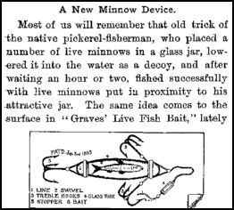 Welch Graves Minnow Tube Article