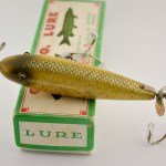 Husky Injured Minnow Lure