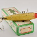 Creek Chub Husky Injured Minnow Lure Prototype