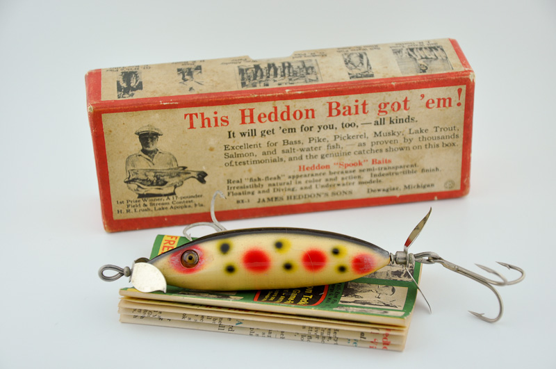 Heddon SOS 160 Lure Strawberry Spot