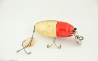 Creek Chub Midget Beetle Antique Lure