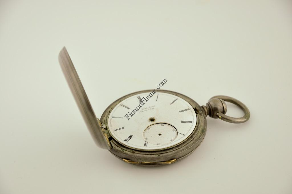Joseph Meatyard Pocket Watch From John Mann