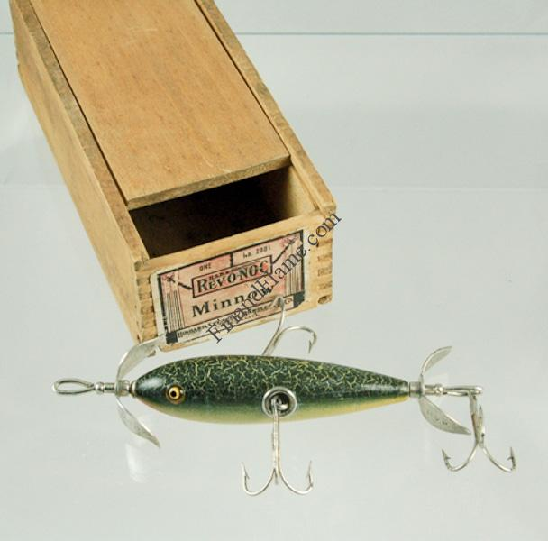 Rev O Noc Underwater Minnow Lure