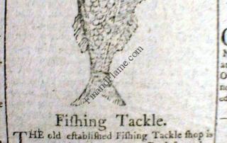 1794 Fishing Tackle Ad