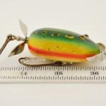 Pflueger Glass Eyed Frog Vintage Lure