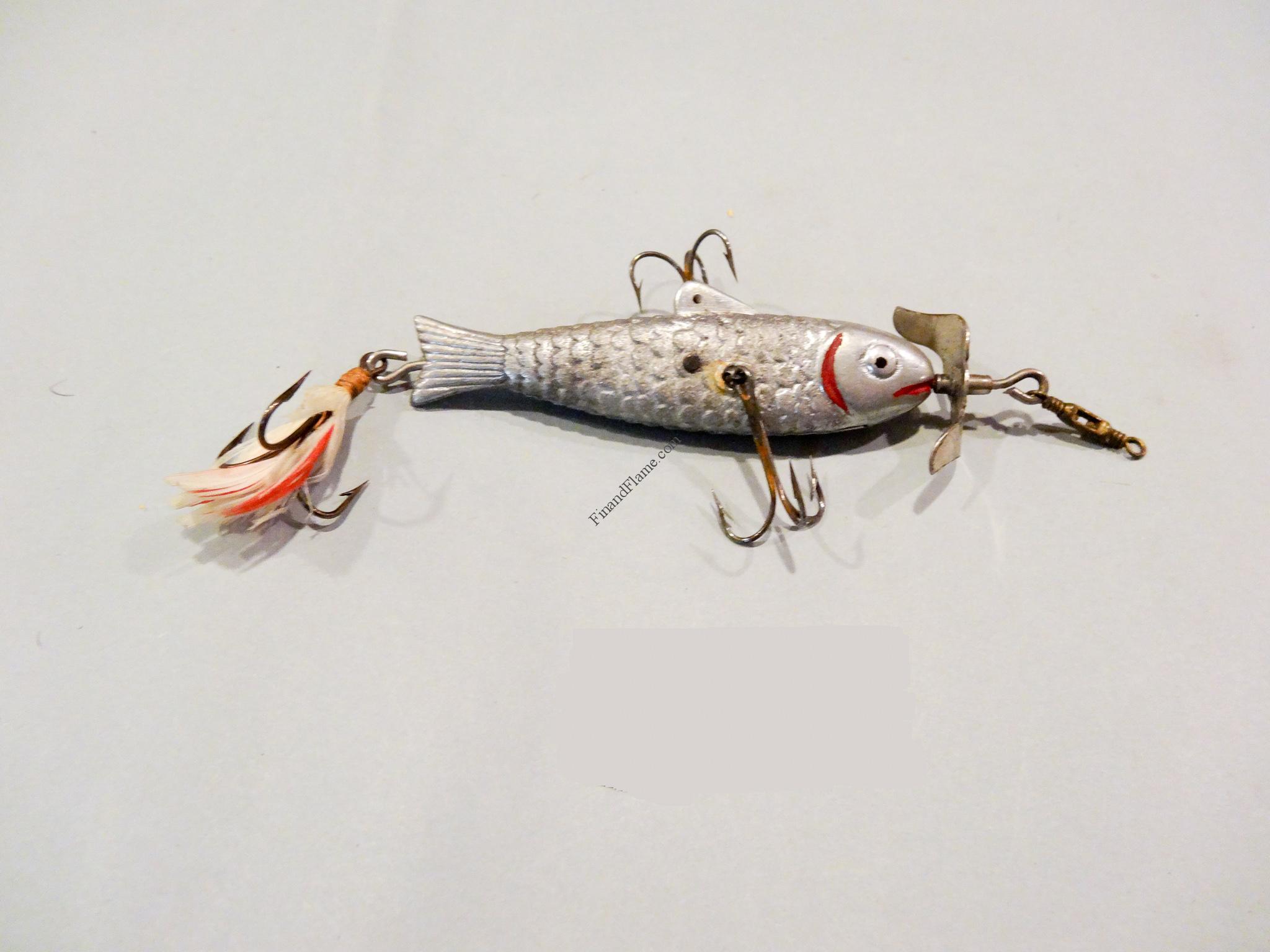 Bonafide Lure 3 Hook Minnow