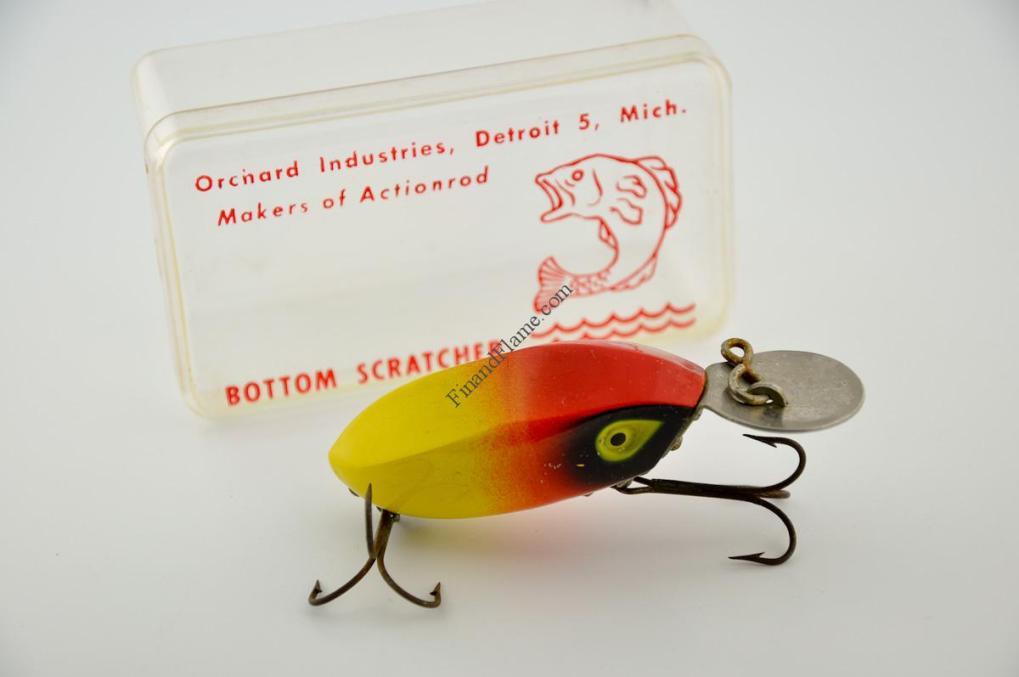 Orchard Industries Bottom Scratcher Lure