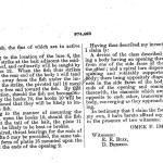 Chippewa Lure Patent