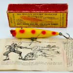 Winnie Stump Dodger Lure