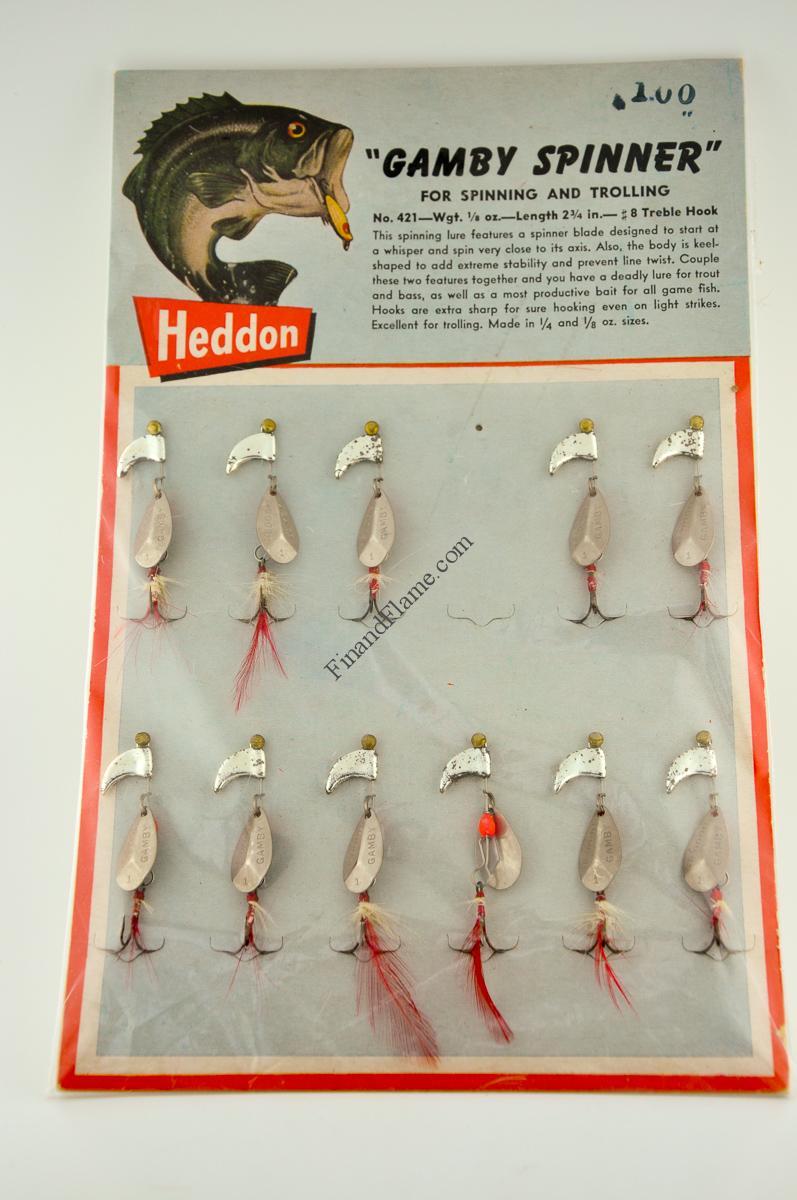 Heddon Gamby Lure