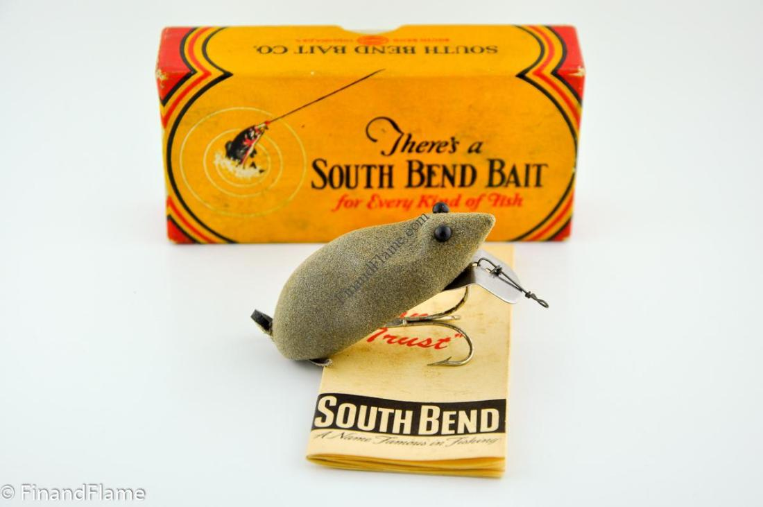 South Bend Mouse Oreno Lure