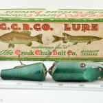Mullet Scale Jointed Snook in Box