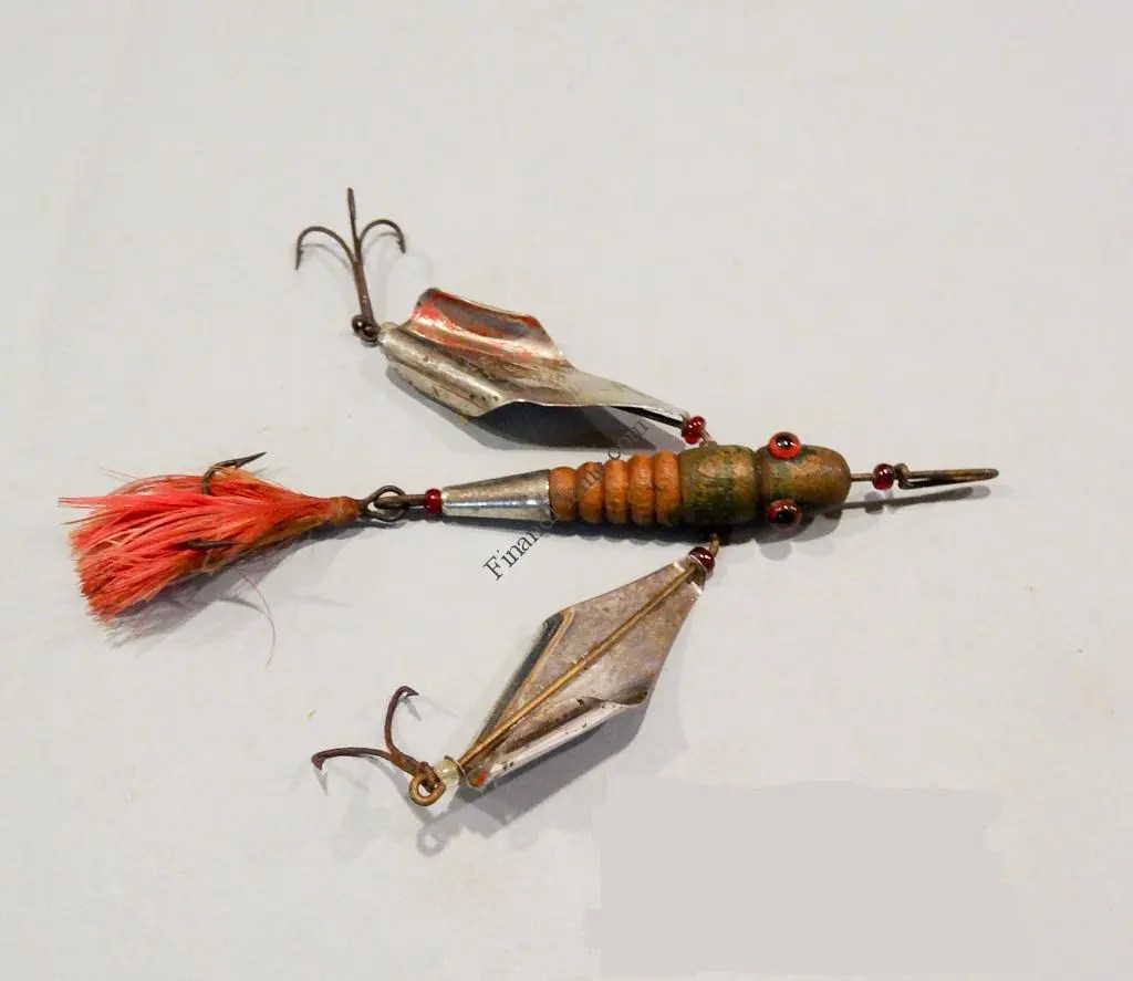 Comstock Flying Helgramite Lure