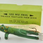 Gee Wiz Frog Lure