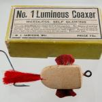 Jamison Luminous Coaxer Lure