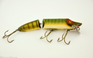 Natural Scale Jointed Vamp