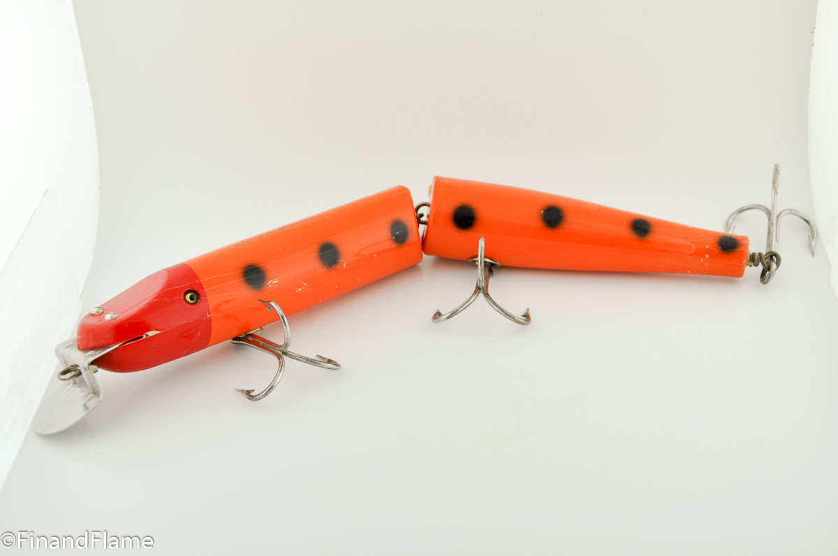 Creek Chub Giant Jointed Pikie Lure