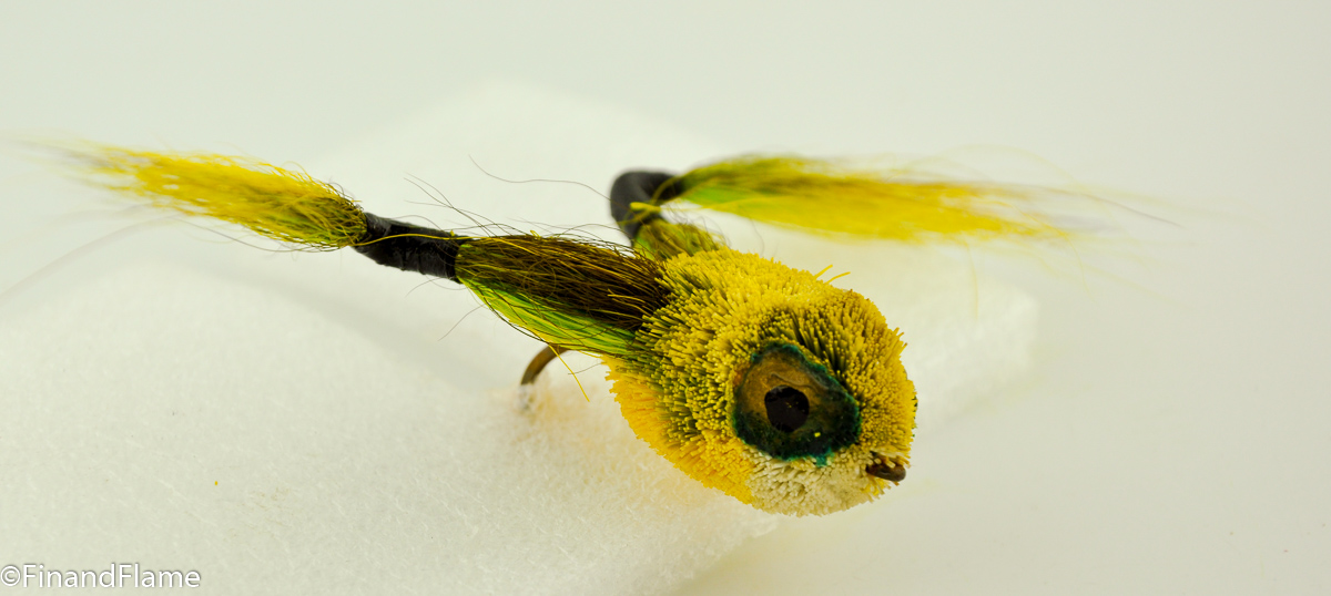 Messinger Frog Fly Lure