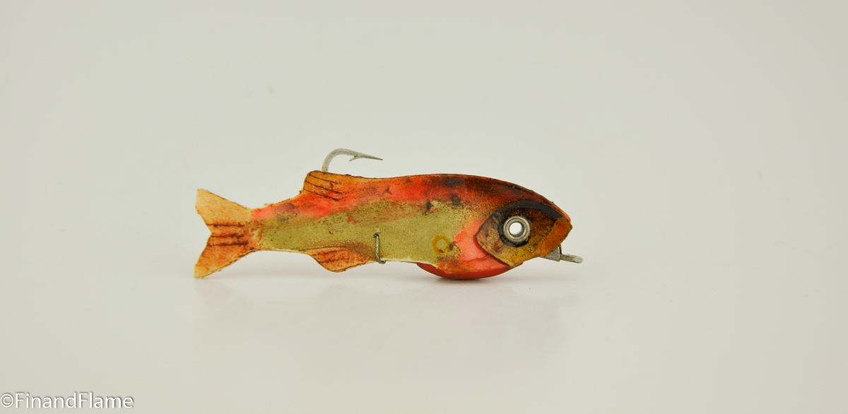 Kurz Buck Skin Antique Lure