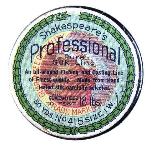 Shakespeare's Indian Silk Lines