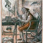 Louis Rhead Anglers Christmas 1917