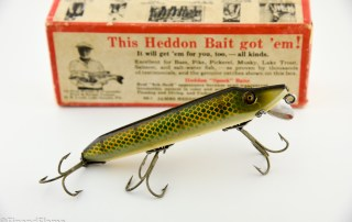 Heddon Vamp Lure in Pike Scale in Box
