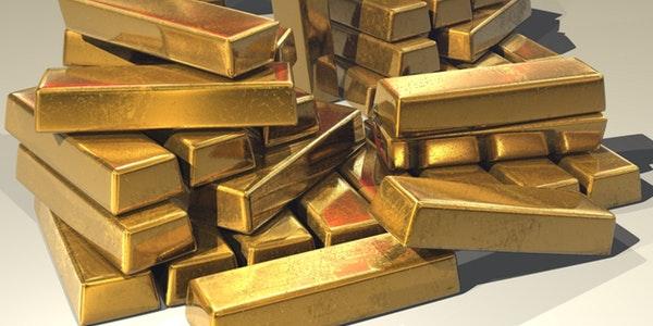 cena złota a kurs dolara