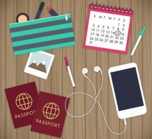 Define y planifica el tipo de vacaciones que quieres tener