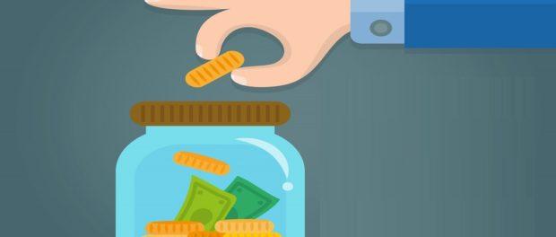 ahorrar dinero ganando poco