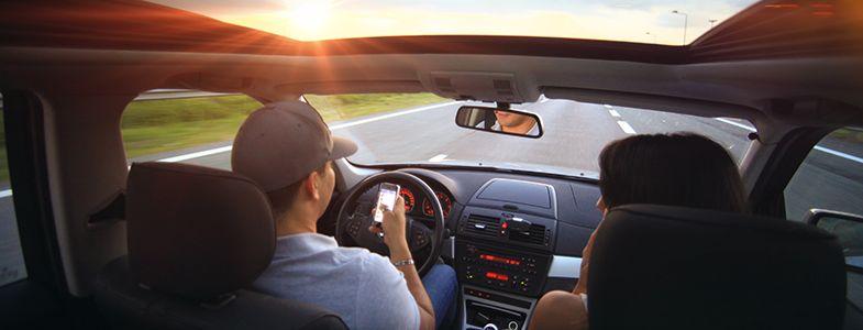 Sommer Urlaub mit dem Auto