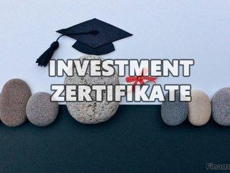 Investmentzertifikate sind Anleihen, Aktien, Derivate & Immobilien