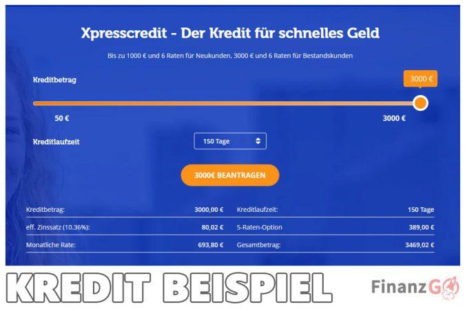 ferratum money mini eilkredit - 3000Euro