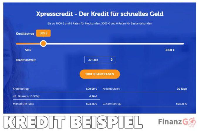 ferratum money mini eilkredit - 500Euro