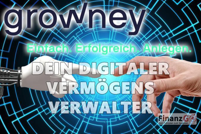 Robo-Advisor growney - DER VERMÖGENSVERWALTER