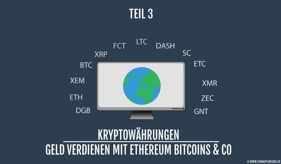 Lending und Trading von Kryptowährungen