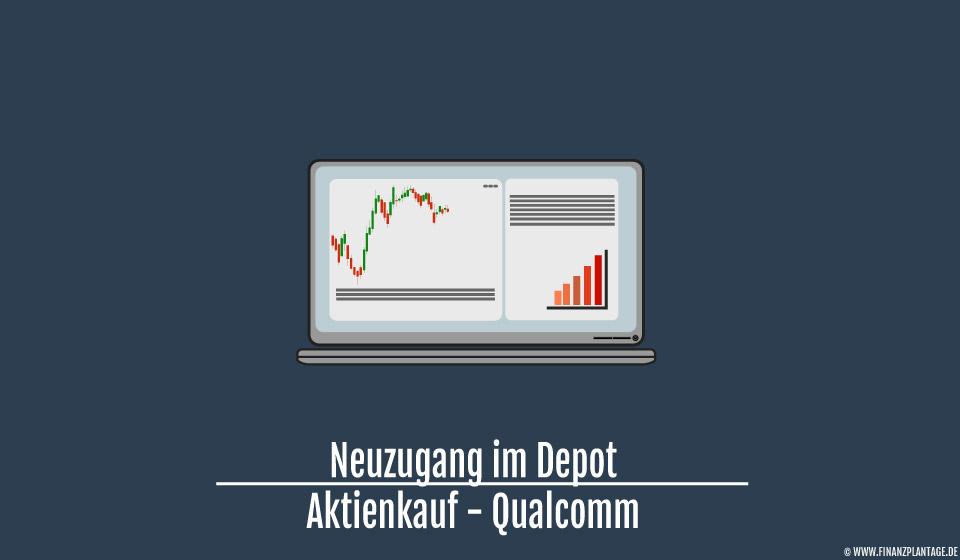Aktienkauf Qualcomm