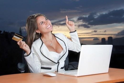 Sofortzusage und Sofortauszahlung für den Onlinekredit..