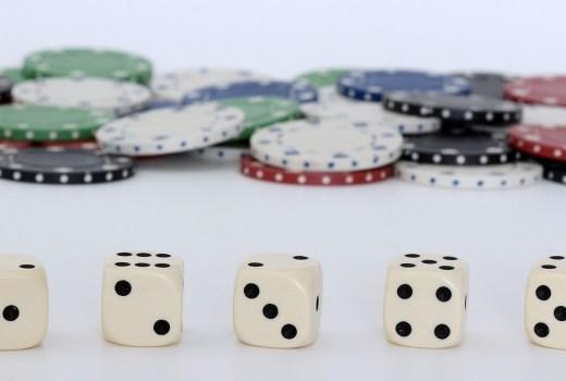 Geldklemme und Glückspiel?