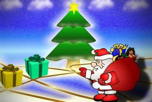 Weihnachten Dispofalle.